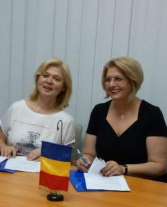 stg. Natasa Milic-presedinte comisia sarba_ dr. Olimpia Negru-presedinte comisia romana