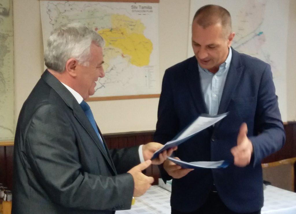 semnare protocol al celei de-a 36 intalniri a Comisiei hidrotehnice rom-sarba_2.2